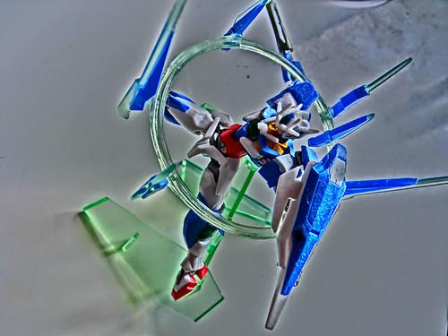 ガンダム_HDRアート