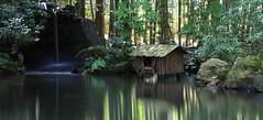 Pour (Aaron Webb) Tags: longexposure japan garden waterfall pond kyoto   nanzenji kyotojapan formalgarden japanday7   nanzenjigarden