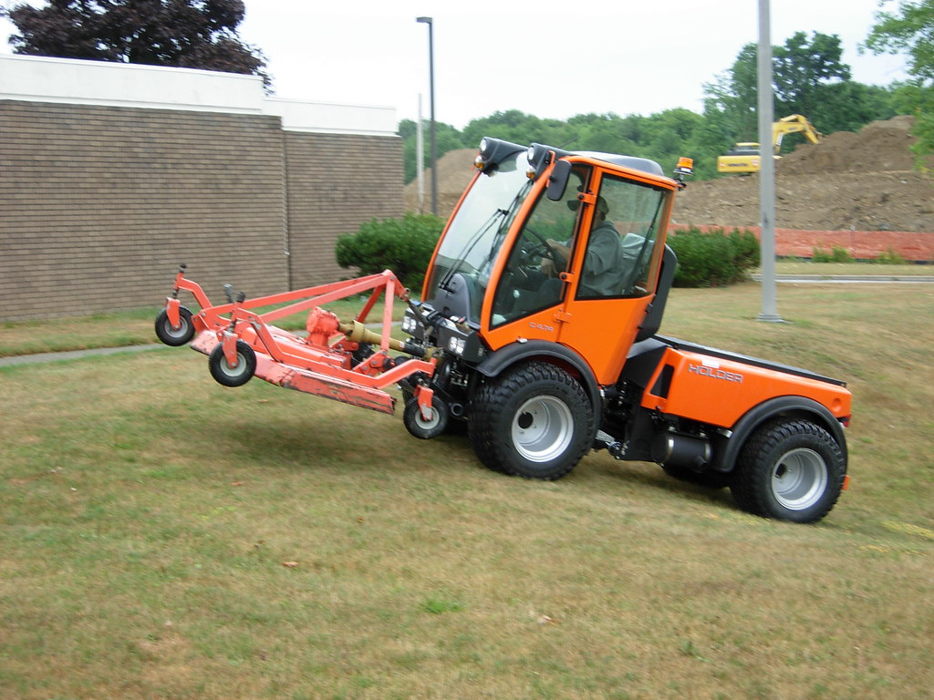 Holder Municipal Tractor