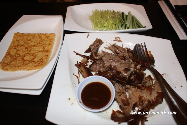 Cheeky Duck Asian Kitchen & Bar @ Straits Quay - Crispy Aromatic Duck