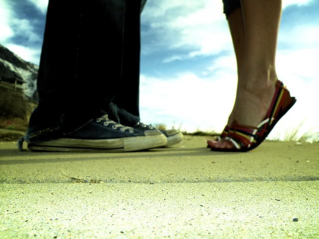 Feet Kiss