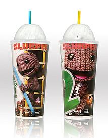 LittleBigPlanet 2: Sackboy Slurpees