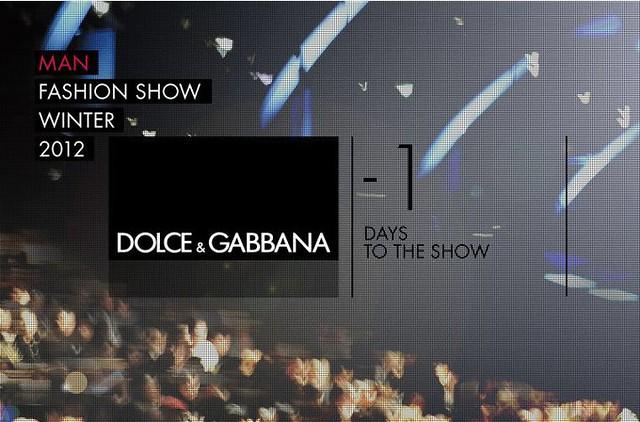 Dolce&Gabbana Live Stream