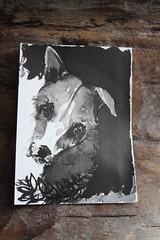 dog post