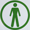 Gents - Men (Leo Reynolds) Tags: squaredcircle canon eos 7d 0004sec f67 iso100 109mm signinformation signcircle signrestroom sqset059 xleol30x hpexif sign xx2011xx