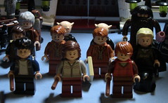 10217 LEGO Diagon Alley - Minifigures ([Renegade]) Tags: alley lego harry potter minifigures diagon 10217 brickjet