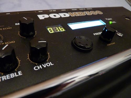 POD HD300 13