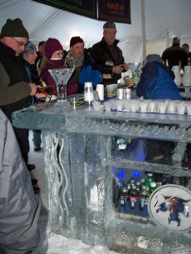 Castle Danger Ice Bar