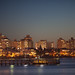 Muelle la Pastora, Parada 4, with Punta del Este Skyline as background | 110113-9560-jikatu