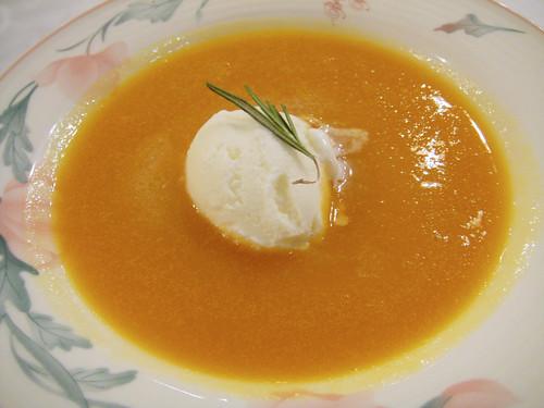 Apricot Soup