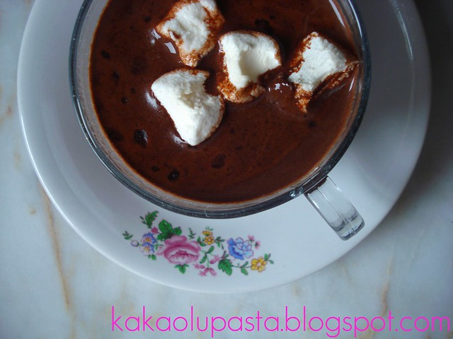 SCHARFFEN BERGER's hot cocoa