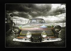 Thug!.. (jetbluestone) Tags: cloud cortina car lights motor hdr thug savage