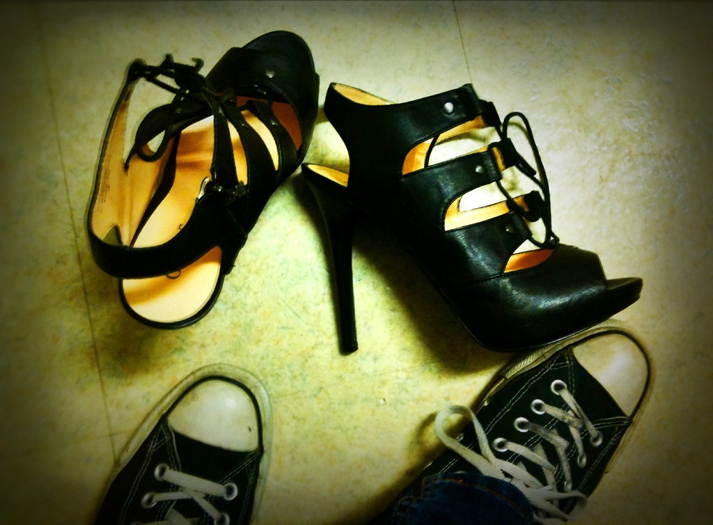 0c08c77393c4 Chucks feeling territorial (Daftpusher) Tags  shoes highheels converse heels  chucks iphone tennisshoes