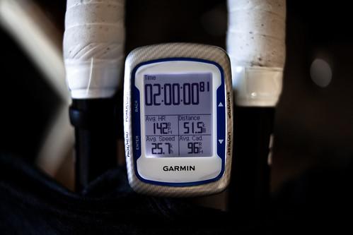 51.5km 120min ave25.7