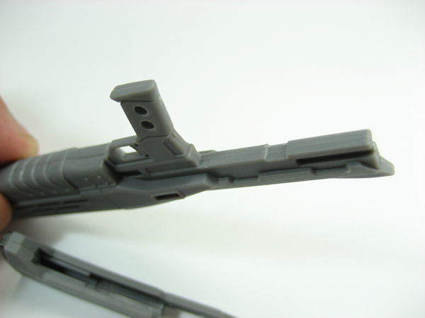 Yamato 1/60 YF-19 Gunpod Magazine Detached