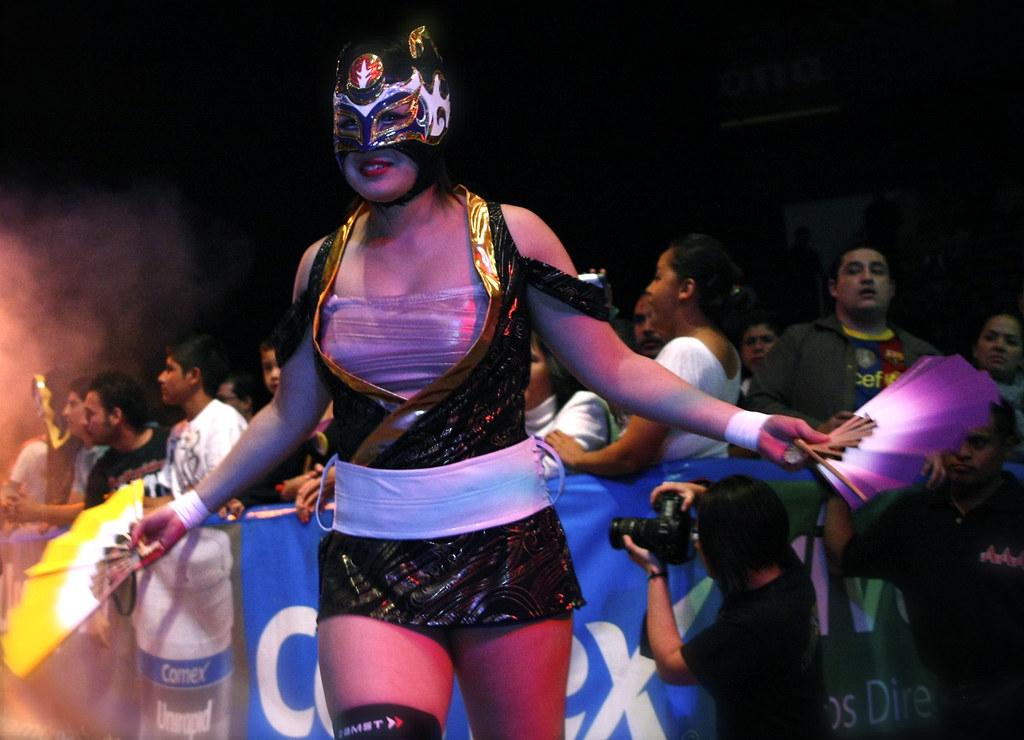 mexicano wrestling