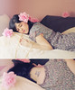 3/52 - Buenos días, princesa (Lunayda) Tags: morning roses bed dress princess good infinity pearls