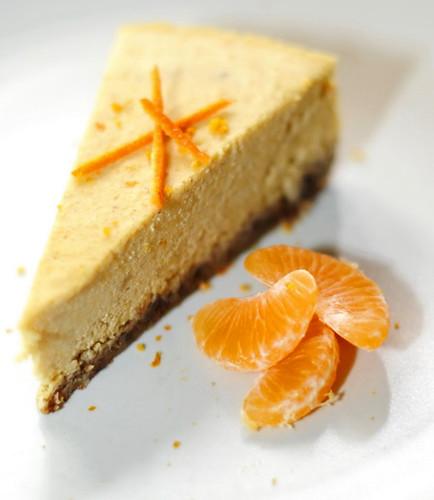 Tarta cu mandarine