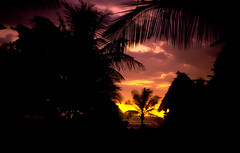 photo - Kona Village (Jassy-50) Tags: sunset hawaii photo bigisland konavillage konacoast hawaii1994