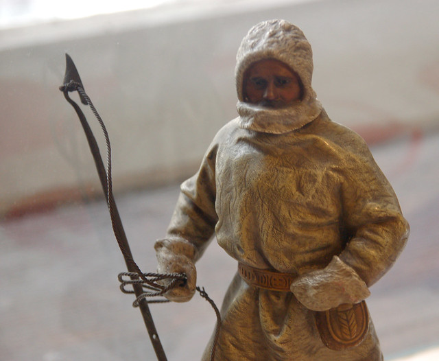 Arctic Explorer Figure