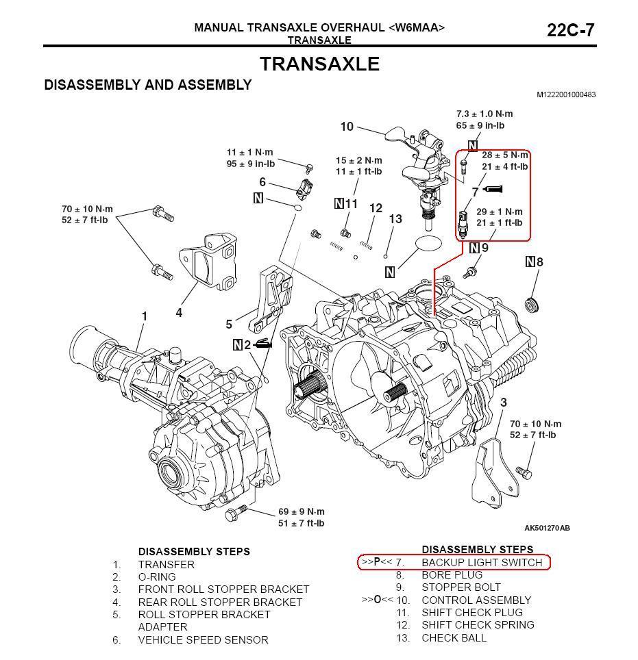 Back-Up Sensor Service Manual by MJ23FE, on Flickr