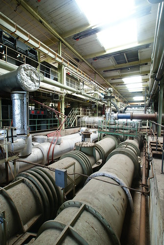 National Gas Turbine Establishment, Pyestock.