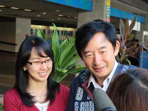 Riko Higashio - Junichi Ishida