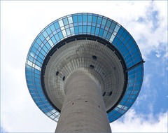 Rheinturm TV-tower