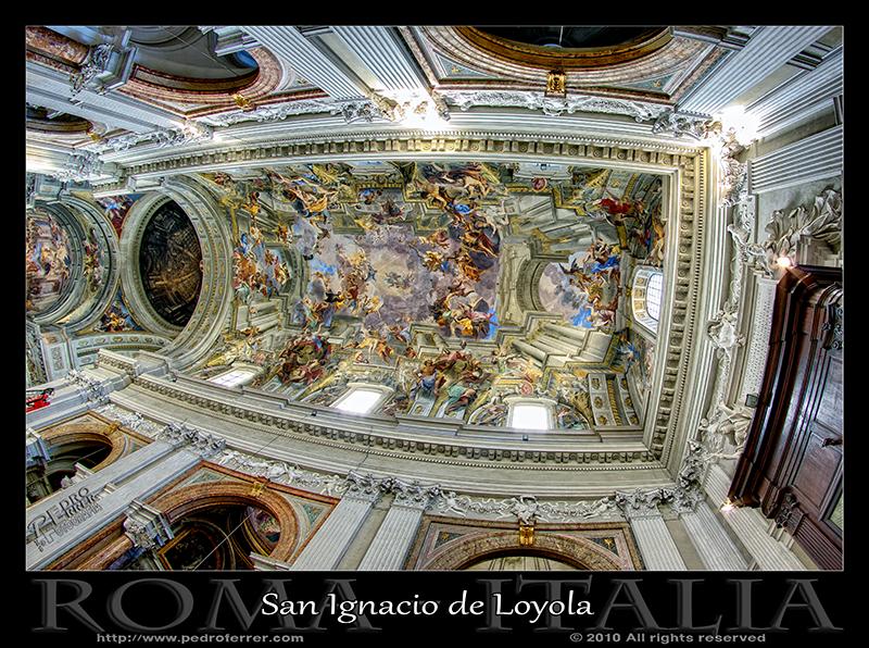 Roma - San Ignacio de Loyola