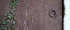 PORTA. DETALL - PUERTA, DETALLE (beagle34) Tags: detalle la puerta selva girona porta detall arbúcies