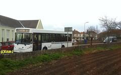 Libertybus 212 (Coco the Jerzee Busman) Tags: uk bus liberty islands coach nimbus ct jersey plus dennis dart channel caetano