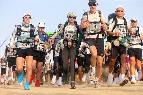 Sahara Race Nahila Hernandez