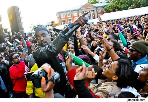 Wale @ Howard YardFest