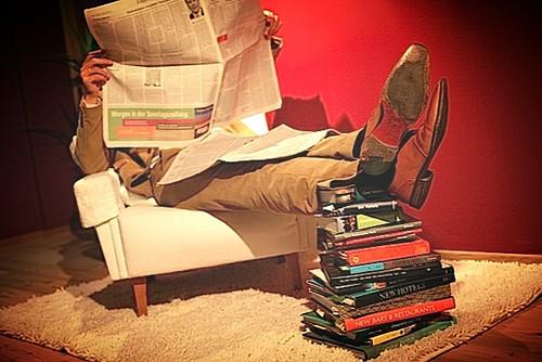 Urlaub ist Lesezeit