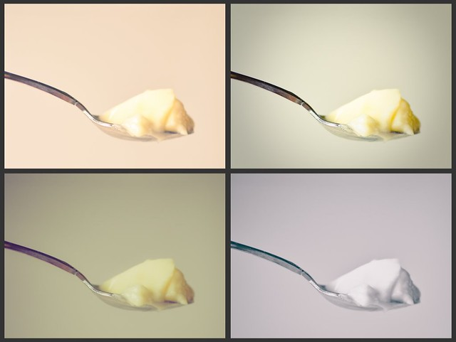 pudding collage