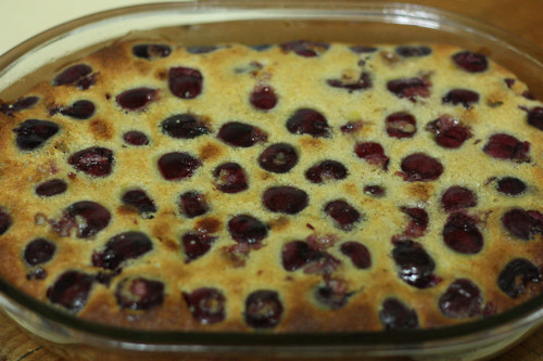 Finished Dessert