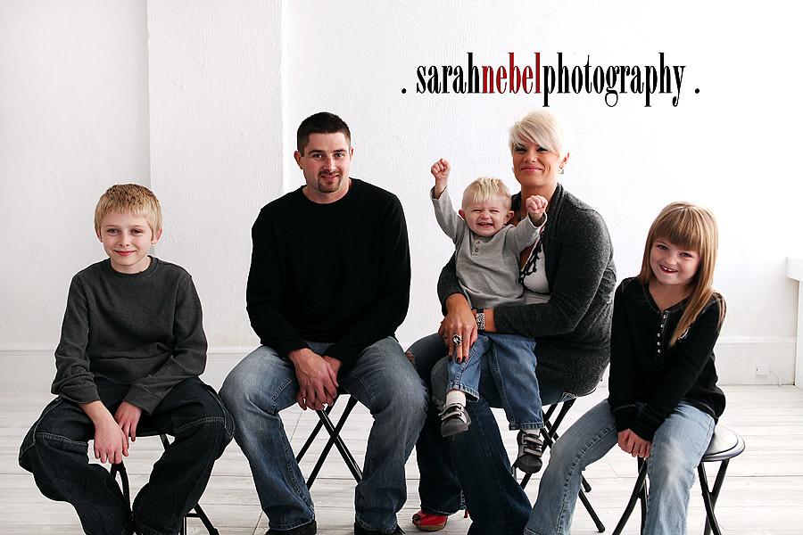 24 . the smith family .