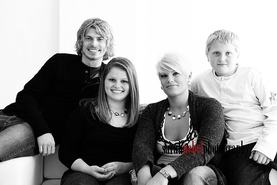8 . the smith family .