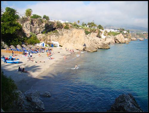 Playa de Calahonda, Nerja (3)