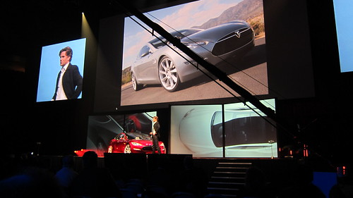 AU 2010 General Session - Tesla Motors