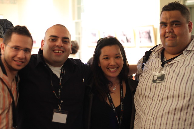 Urban Stories Crew at UWS Exhibition Launch