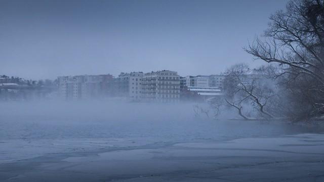 Electroluxfjärden, Långholmen, Kungsholmen