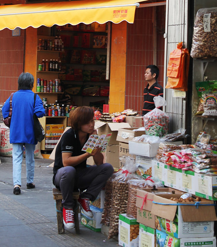 Guangzhou market, day 27