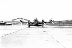 Today in 1936 - Boeing YB-17 Maiden Flight (KurtClark) Tags: usa public us force air boeing bomber domain yb17