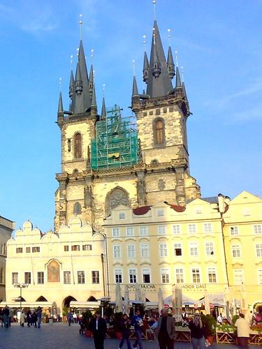 Catedral de Tyn, Praga