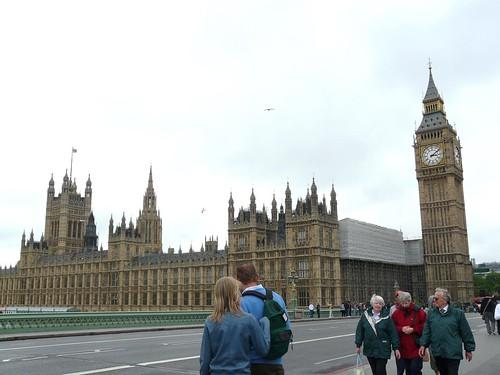 Parlamento Britânico, Londres