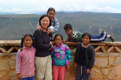 Huancas, Peru
