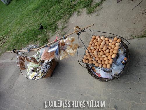 selling half formed eggs