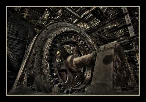 **DEATH OF THE TURBINE**