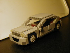 Lego Honda Insight